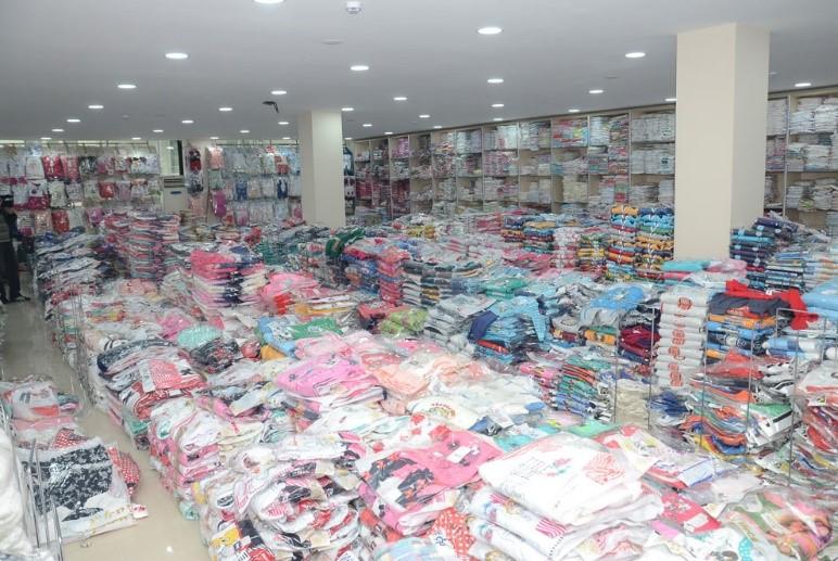 Где можно приобрести детские вещи оптом от производителя из Турции