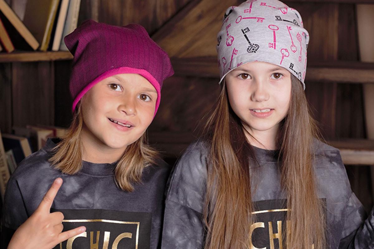 Как купить детские шапки оптом