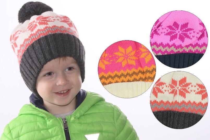 Детские шапки опт Россия