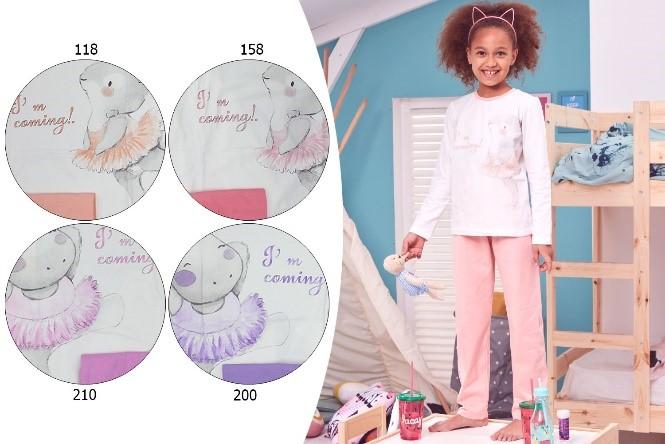 Красивые пижамы для девочек оптом