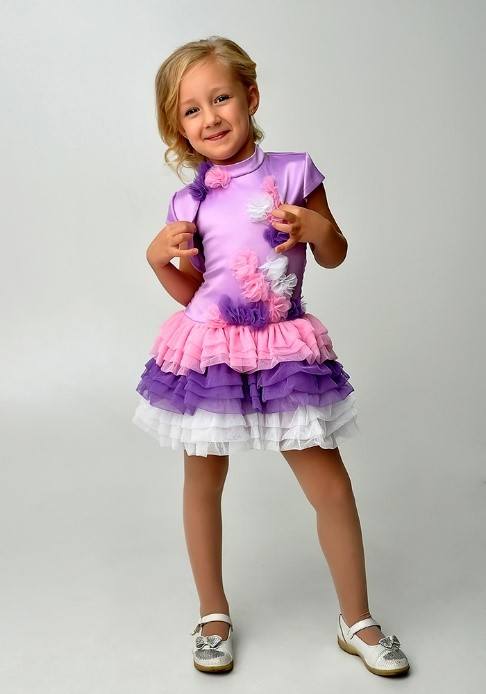 Одежда для садика девочке оптом