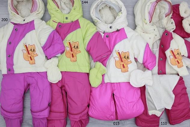 Детская верхняя одежда оптом от производителя