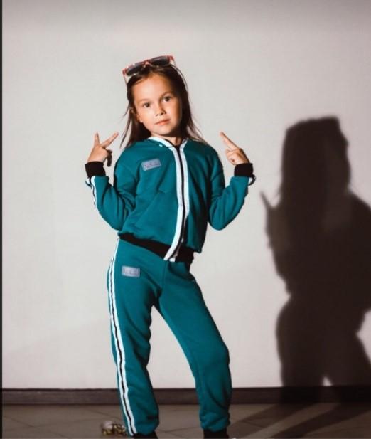 популяризация интернет магазина детских спортивных костюмов