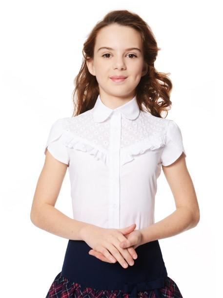 Нарядные детские блузки