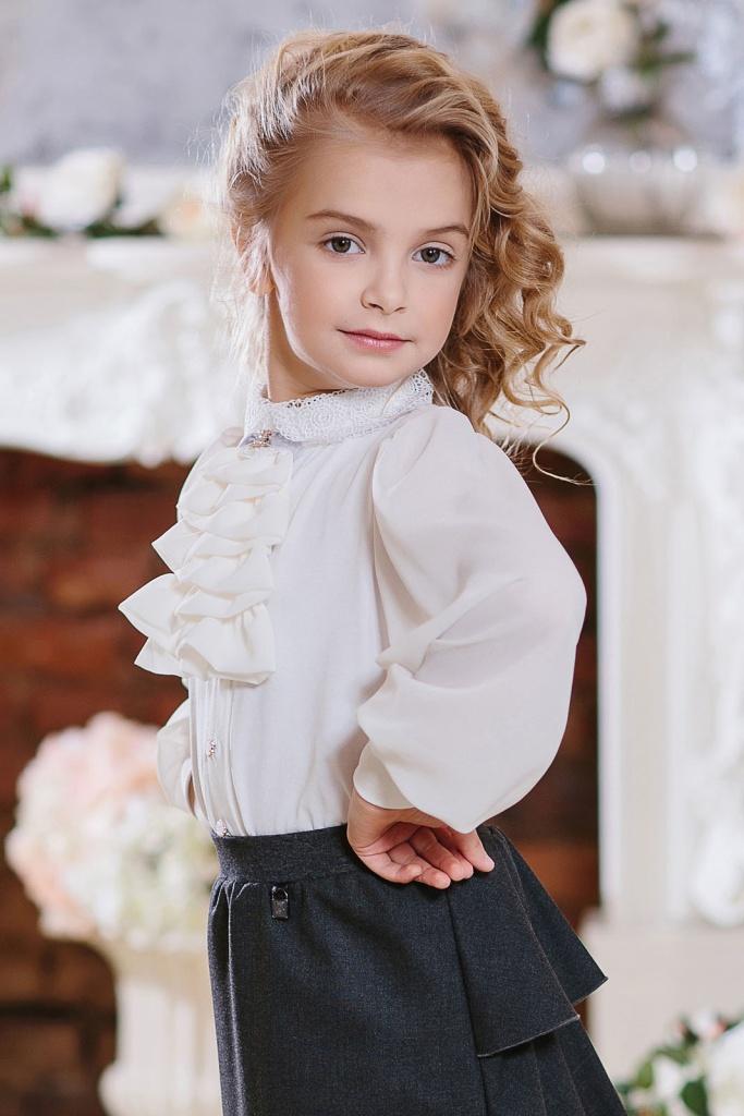 Детские блузки оптом от производителя