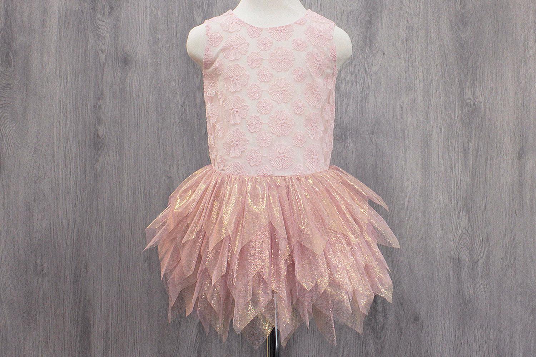 А7068(1) Платье девочка, ткань хб сетка вышивка на подкладе BESTIDO [74/92/98]_3