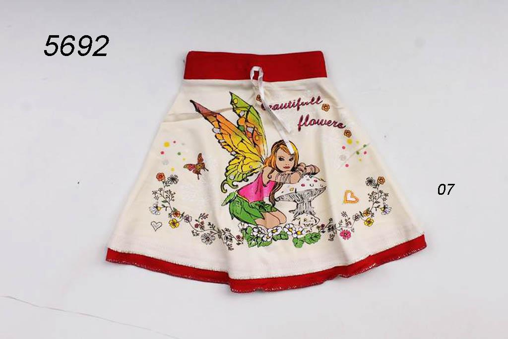 5692 юбка трикотаж (3-4) 4