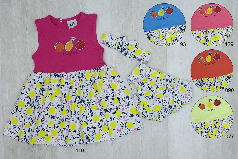 BEN5965 Платье девочка трикотаж BENNA [74/80/86/92]_4