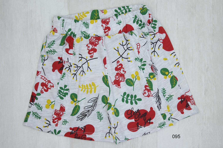 PAK2358 Шорты девочка трикотаж PATY KIDS [92/98/104/110/116]_5